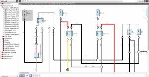 lexus nx200t nx200 2014-2017 electrical wiring diagrams