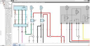 lexus rc200t 2014-2017 electrical wiring diagrams