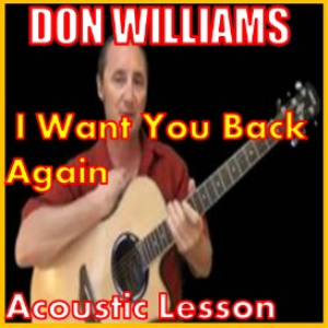 Learn to pay I Want You Back Again by Don Williams | Movies and Videos | Educational