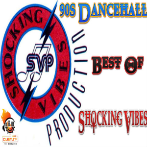 90s dancehall best of shocking vibes (patrick roberts) mix by djeasy