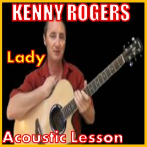 learn to play lady 2 by kenny rogers