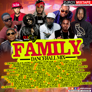 Dj Roy Family Bashment Dancehall Mix | Music | Reggae
