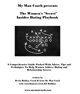 women's secret insider dating playbook