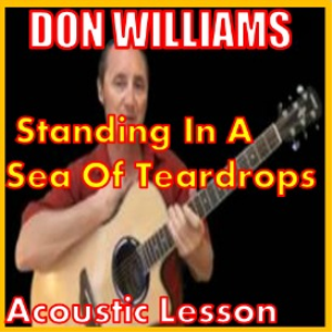Learn to play Standing In A Sea Of Teardrops by Don Williams | Movies and Videos | Educational
