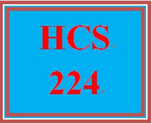 HCS 224 Week 2 EHR Technology Worksheet | eBooks | Education