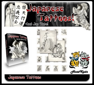 japanese tattoos - over 400 designs from horicho to demons, to japanese hero's