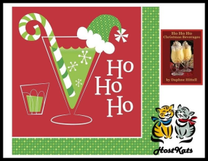 Ho Ho Ho Christmas Beverages | eBooks | Food and Cooking