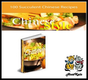 Cooking Delicious Chinese Style Recipes | eBooks | Food and Cooking