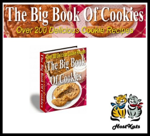The Big Book Of Delicious Cookies Recipes | eBooks | Food and Cooking