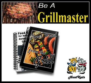 Great Food From The Grill Be A Grillmaster | eBooks | Food and Cooking