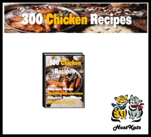 300 Mouthwatering Chicken Recipes | eBooks | Food and Cooking