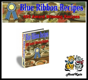 blue ribbon recipes - award wining recipes