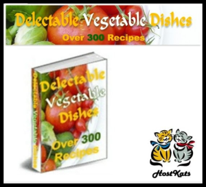 Delectable Vegetable Dishes - Over 300 Recipes | eBooks | Food and Cooking