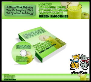 Green Smoothies - Are you a health conscious person? | eBooks | Health