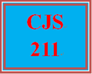 cjs 211 week 1 ethical violation paper