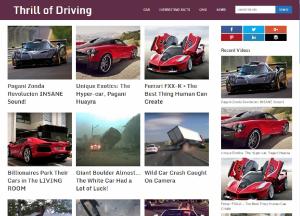 premium cars viral video site