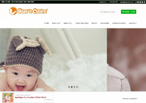 premium baby shoes dropship store