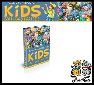 Kids Party - The Best Birthday Surprise for your kids | eBooks | Games