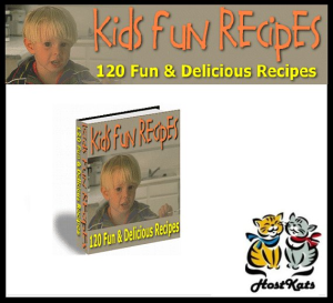 Fun Recipes For Kids 120 Fun & Delicious Recipes | eBooks | Food and Cooking