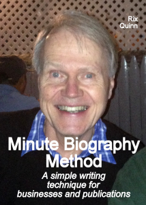 minute biography method