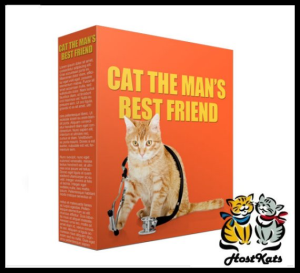 cat as a man's best friend
