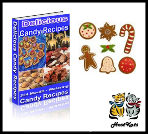 Delicious Candy Recipes | eBooks | Food and Cooking