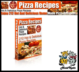 212 Hot and Delicious Pizza Recipes | eBooks | Food and Cooking