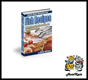 Simple and Easy Fish Recipes | eBooks | Food and Cooking