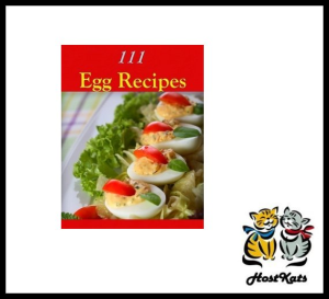 A great eBook featuring 111 Egg Recipes | eBooks | Food and Cooking