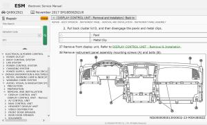 infiniti qx80 z62 2018 service manual wiring diagrams