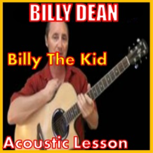 learn to play billy the kid by billy dean