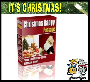 Christmas Happy Package   Software   Design