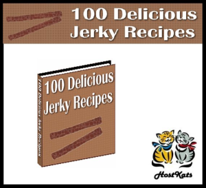 100 Delicious Jerky Recipes | eBooks | Food and Cooking