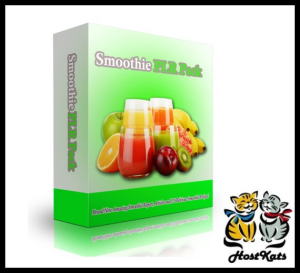 Smoothie PLR Pack | eBooks | Health