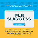 PLR SUCCESS - Start Make Money With PLR Products | eBooks | Business and Money
