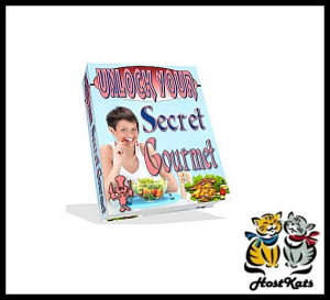 Unlock Your Secret Gourmet Recipes | eBooks | Food and Cooking