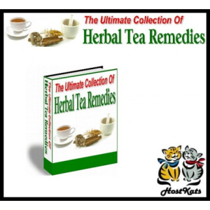 The Ultimate Collection Of Herbal Tea Remedies | eBooks | Food and Cooking