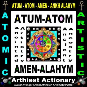 Atum-Atom-Amen-Allahym | Photos and Images | Digital Art