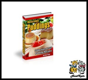 167 delicious pudding recipes