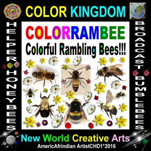 Color-Ram-Bees | Photos and Images | Digital Art