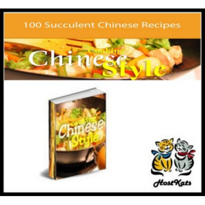 100 succulent Chinese Recipes – Now You Can Make Your Own Chinese Dishes | eBooks | Food and Cooking