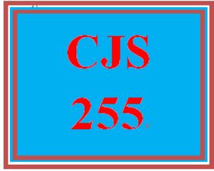 CJS 255 Week 1 Purpose and History Paper | eBooks | Computers