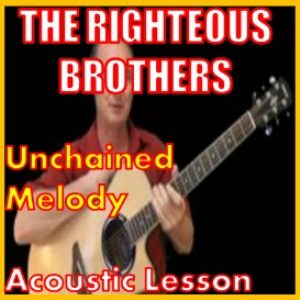 learn to play unchained melody by the righteous brothers