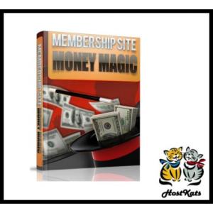 Membership Site Money Magic | eBooks | Reference