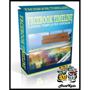 Facebook Timeline Cover Version 7 | Software | Software Templates