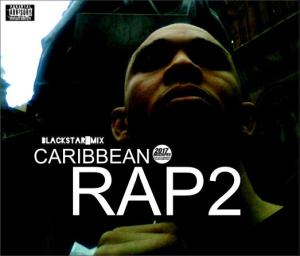 blackstar mix - caribbean rap vol2 (2017)