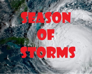 season of storms – part 1