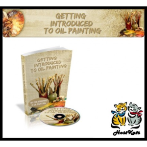 Getting Introduced to Oil Painting | eBooks | Reference