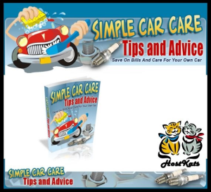 Simple Car Care Tips And Advice | eBooks | Reference