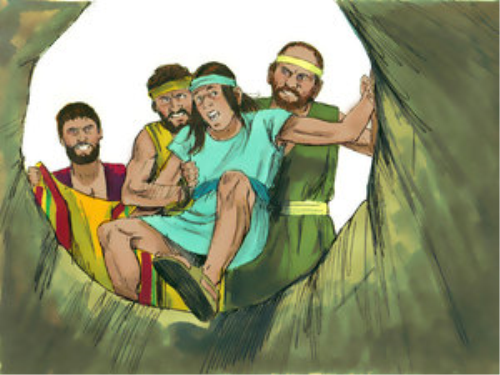 First Additional product image for - Joseph The Dreamer (True Life) Book 3